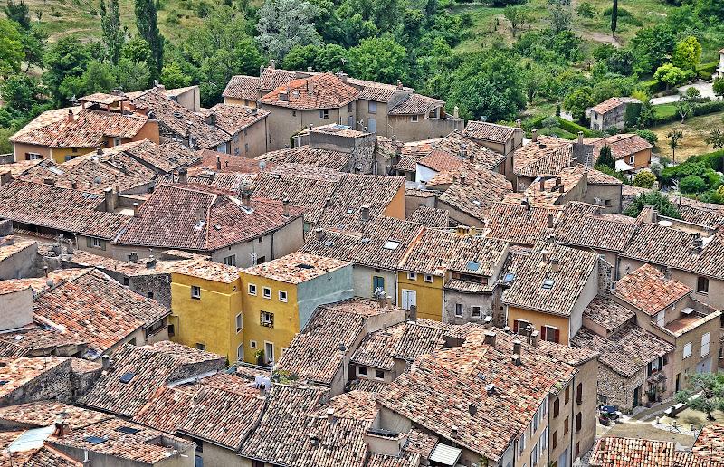 Il borgo sui tetti  di Migliu
