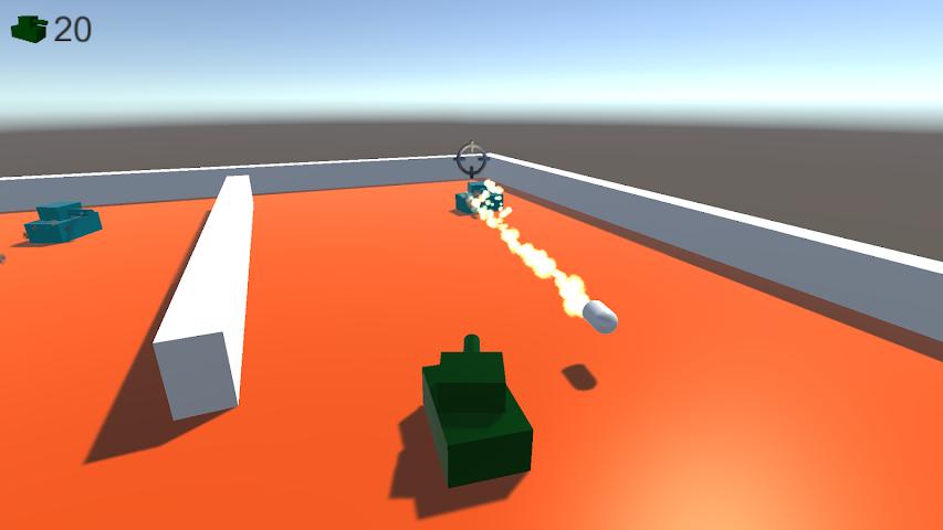 android Tank Revolution Screenshot 3