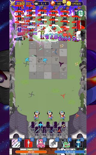 NINJA SHURIKEN - Legend Defense screenshot 12