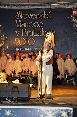 2010 Bratislava - Slovenské Vianoce