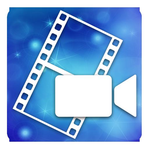 威力導演 - 影片剪輯 媒體與影片 App LOGO-APP試玩