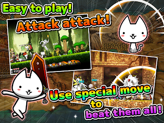 Cats the Commander APK screenshot thumbnail 13