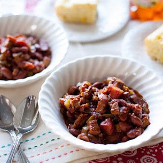 Spicy Chocolate Chili Recipe