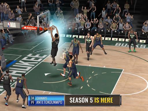 NBA LIVE Mobile Basketball screenshot 8