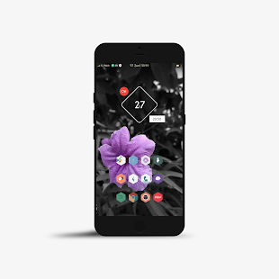 POLYGON Icon Pack - náhled