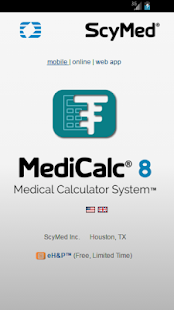 MediCalc®- screenshot thumbnail