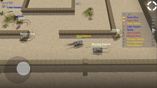 Battle Tanks 1940 - Armor vs Cannon  screenshots EasyGameCheats.pro 2