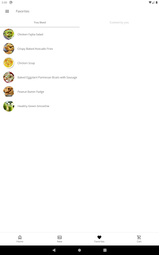 Healthy Recipes 5.45 screenshots 10