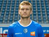 Igor Plastun is klaar om een indruk na te laten bij KAA Gent