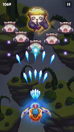 Sky Champ: Monster Attack (Galaxy Space Shooter) 4.8.0 screenshots 1