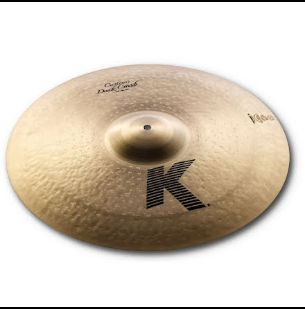"20"" Zildjian K Custom - Dark Crash"