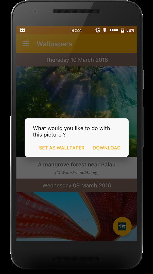 app shopper daily wallpaper changer for bing entertainment wallpaper