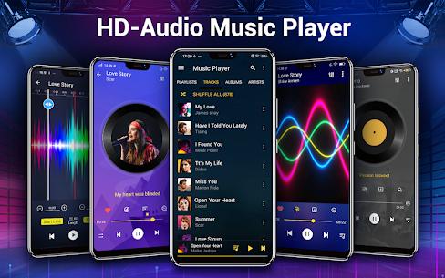 Music Player – Bass Booster & Free Music 2.0.0 APK + MOD (Unlocked) 1