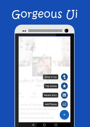 Lite for Facebook 1.0 screenshots 2