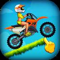 Road Draw Bike Rider icon