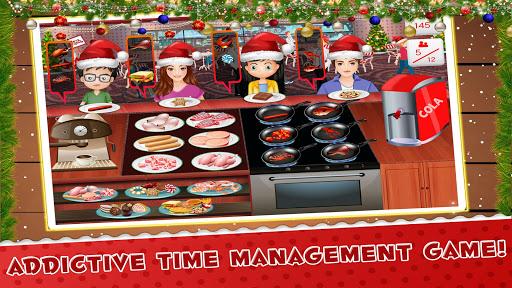 Christmas Restaurant Cooking Story 1.0.2 screenshots 2
