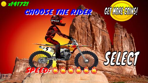 Motocross Hang Time