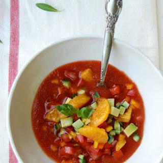 Tomato Orange Gazpacho Recipes