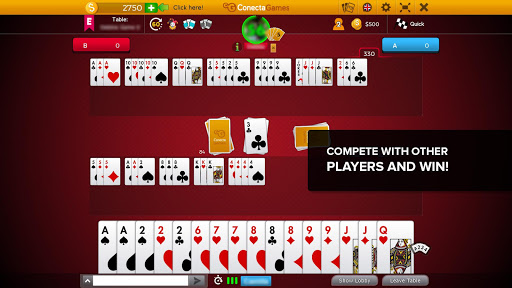Hand and Foot Canasta android2mod screenshots 2