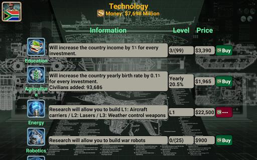 Africa Empire 2027 screenshots 22