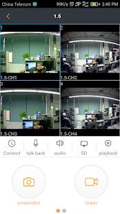 ICAB CCTV - náhled