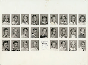 Photo: Miss White's 3rd Grade Class-Encinal 1957