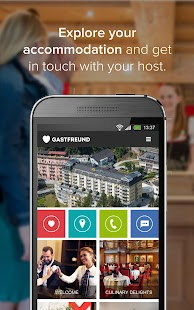 Gastfreund: hotel app, concierge, travel guide- screenshot thumbnail
