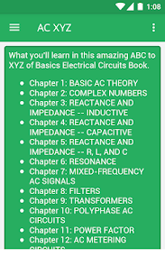 AC Electrical Engineering XYZ App Download for Android 1