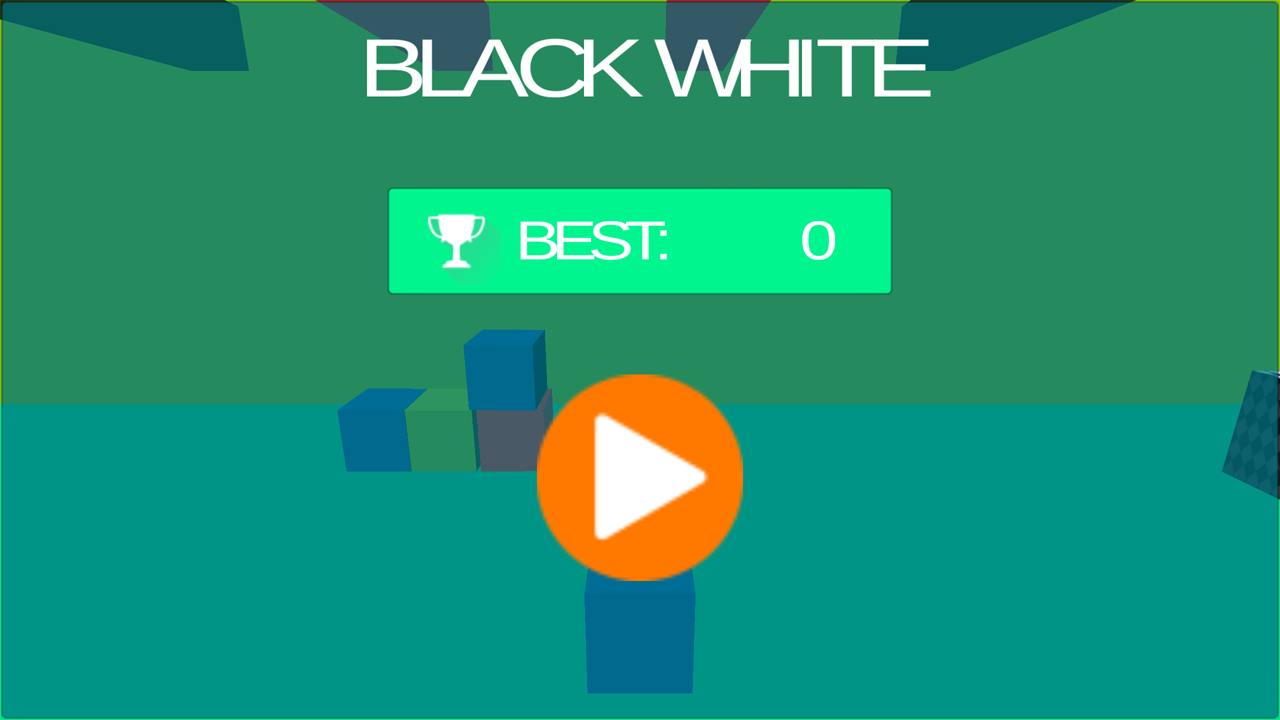 Tap black white cube android apps on google play
