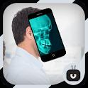 كاشف العظام بالأشعة -prank icon