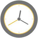 Toolbar Clock