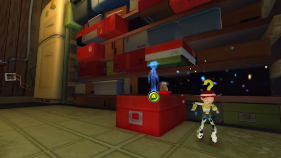 Tricks Toy Story - náhled