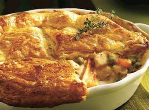 Schelley's Easy Pot Pie Recipe