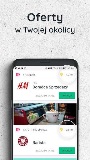 Kiwi Jobs - praca w 48h w Warszawie 1.43 screenshots 5