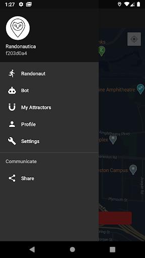 Randonautica 1.0.16 screenshots 5