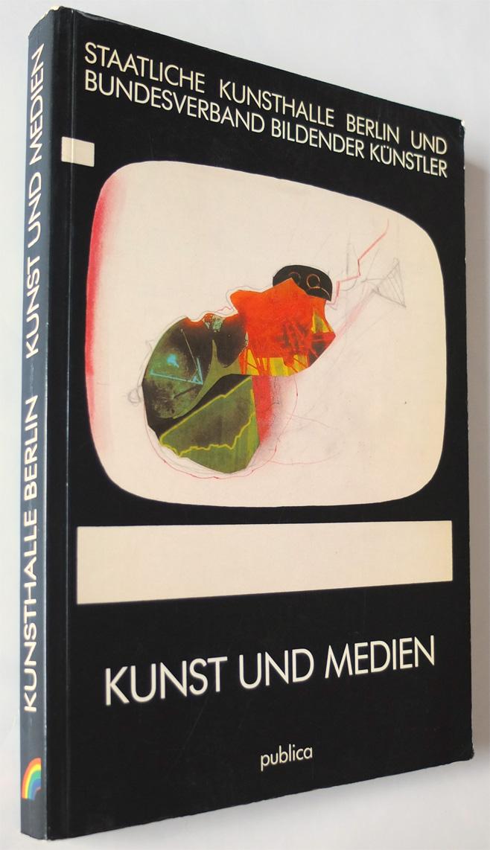 Photo: Ausstellungskatalog Kunst und Medien 1984 Staatliche Kunsthalle Berlin 22. Mai - 17. Juni 1984