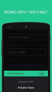 Blynk – IoT for Arduino 2.27.18 APK + MOD Download 3