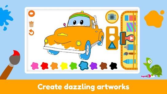 Car City Coloring Book Premium (Cracked) 3