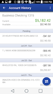 Fidelity State Bank Topeka screenshot 1