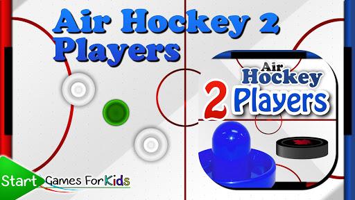 Air Hockey 2 Players 3.0.0 screenshots 1