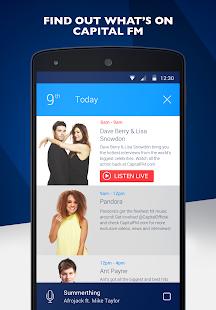 Capital FM Radio App- screenshot thumbnail
