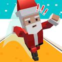 Xmas Floor is Lava !!! Christmas holiday fun ! icon