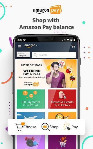 Amazon India Online Shopping 16.16.4.350 screenshots 7