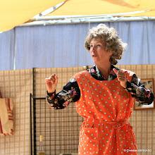 Photo: Festival Auribeau-sur-Scène 2014 : Petits Arrangements avec la Mort (Cie Les Mots en Scène)
