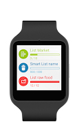 Screenshot of LIC - Smart Shopping List