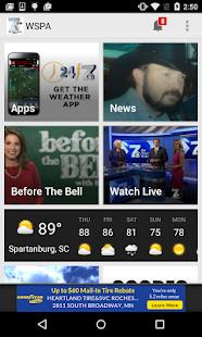WSPA- screenshot thumbnail