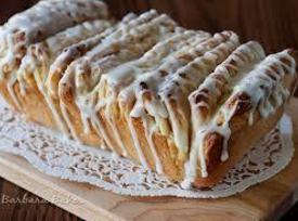 Lemon Cinnamon Pull Apart Loaf Recipe