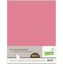 Lawn Fawn Cardstock - Pencil Eraser