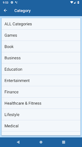 Search for iPhone AppStore ss3