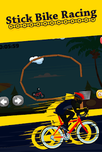 Stick Bike Racing screenshot 9